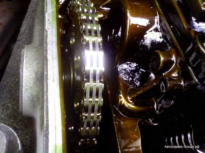 регулировка клапанов на Хонда Цивик 5д (8)