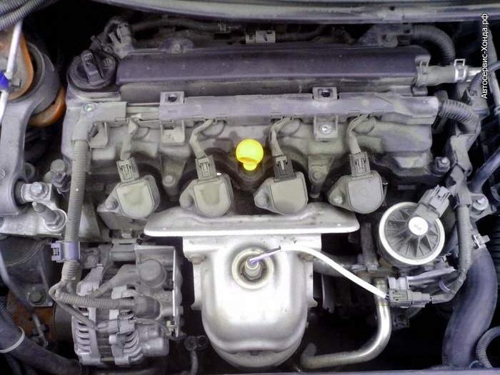 регулировка клапанов на Хонда Цивик 5д