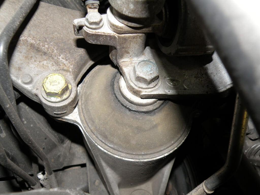 Замена подушки двигателя Хонда Цивик