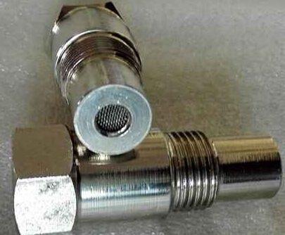 Установка механических обманок на глушитель Хонда