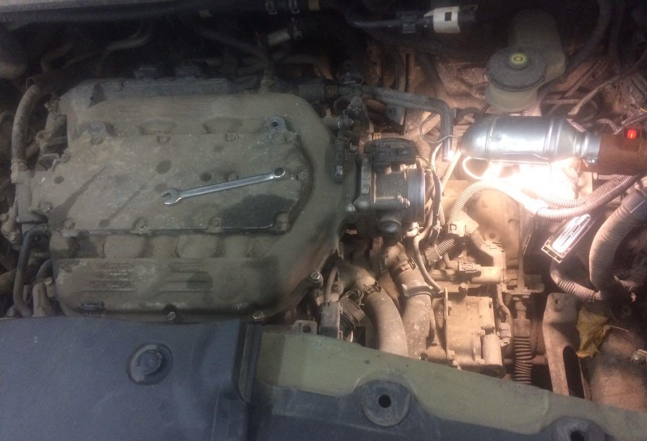 Ремонт двигателя Хонда в СВАО