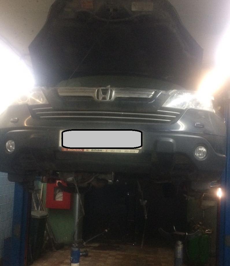 Ремонт Хонда в СВАО