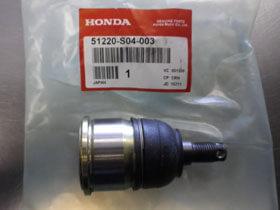 Замена шаровой опоры на Хонда