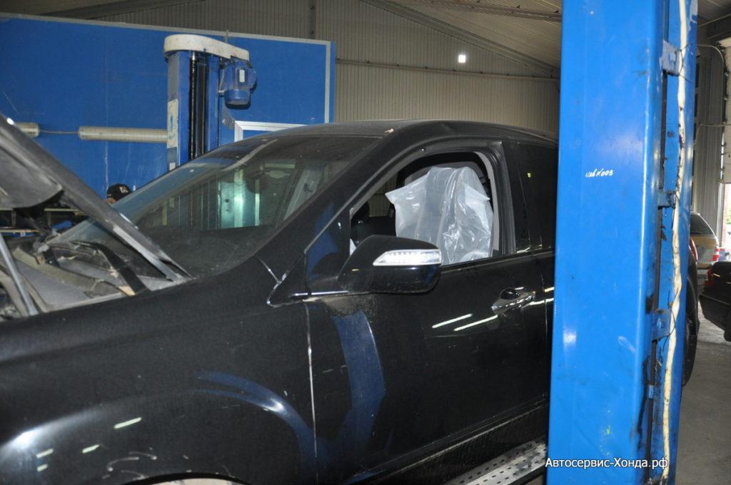 Ремонт Acura MDX 2