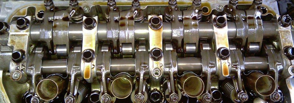 Чистый двигатель - частая замена масла в двигателе Хонда
