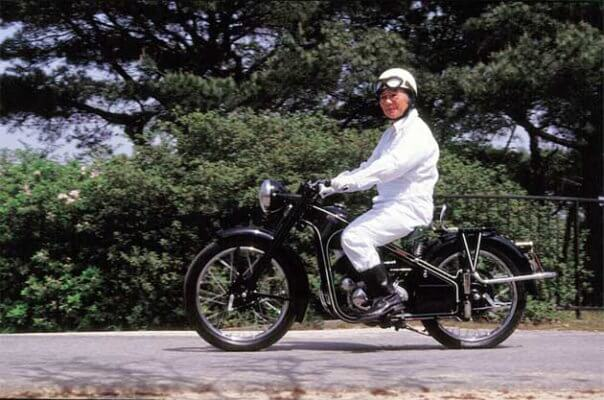 История марки Хонда Киоши Кавашима и Dream Е-Type
