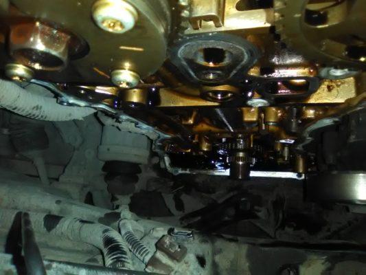 Ремонт двигателя в Автосервисе Хонда Митино Тушино