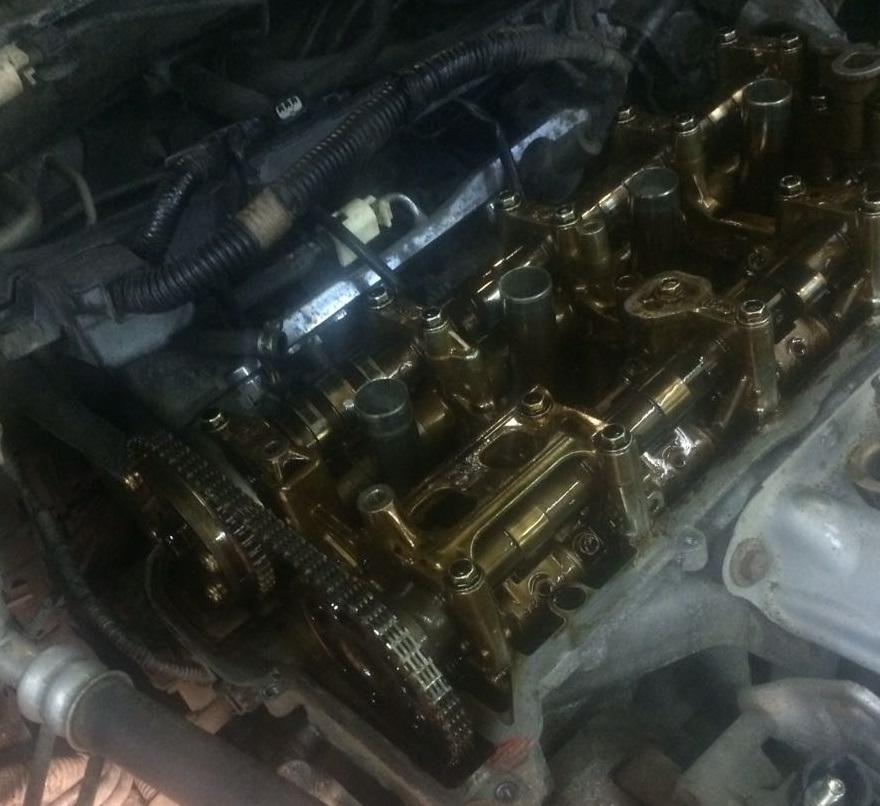 Ремонт двигателя Хонда Аккорд 9 k24w2