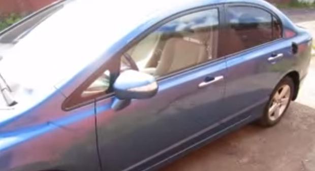 Кузовной ремонт Хонда Civic