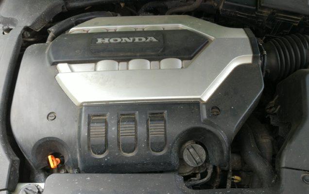 Регулировка клапанов Хонда Легенд
