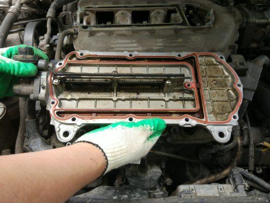 Регулировка клапанов Хонда J37a