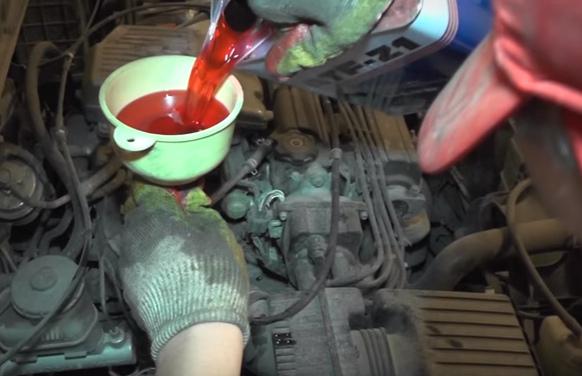 Замена масла АКПП Хонда СРВ