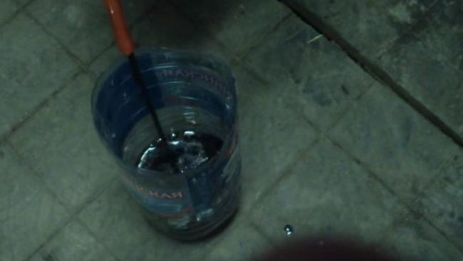 Замена жидкости ГУР Хонда
