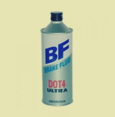 Замена тормозной жидкости Хонда
