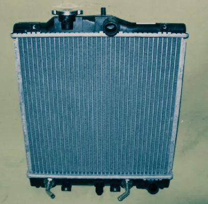 Замена радиатора охлаждения Хонда