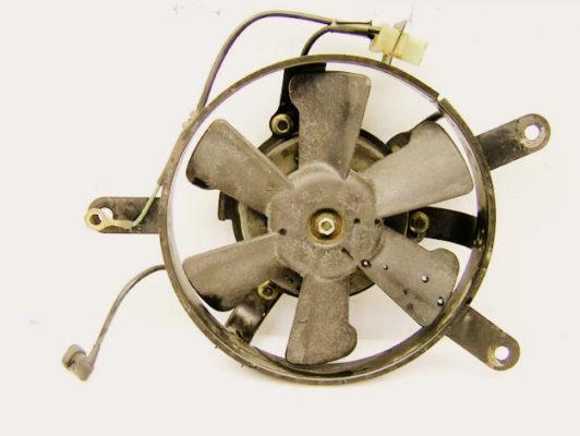 Ремонт вентилятора охлаждения Хонда