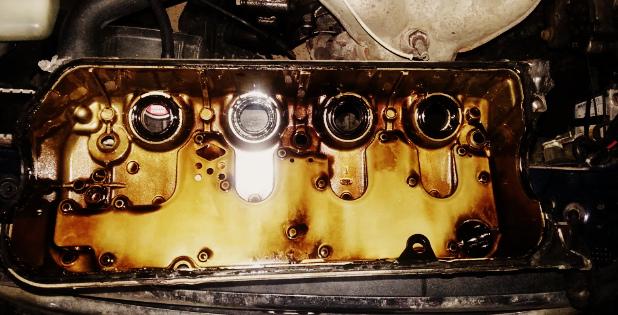 Замена прокладки клапанной крышки Хонда