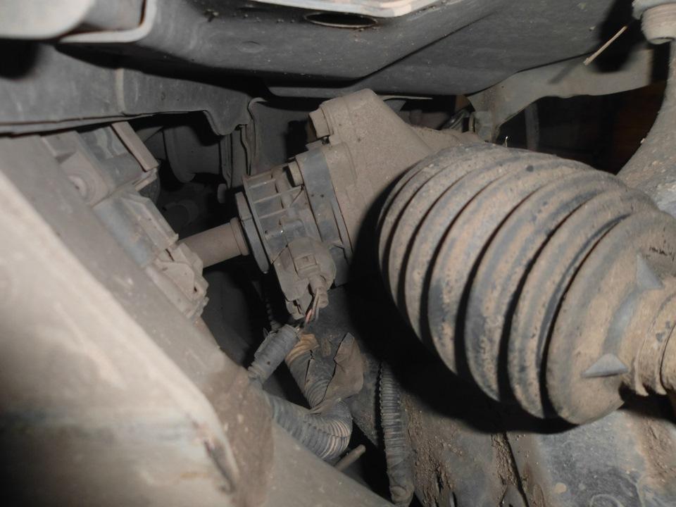 ремонт  рулевой рейки хонда аккорд