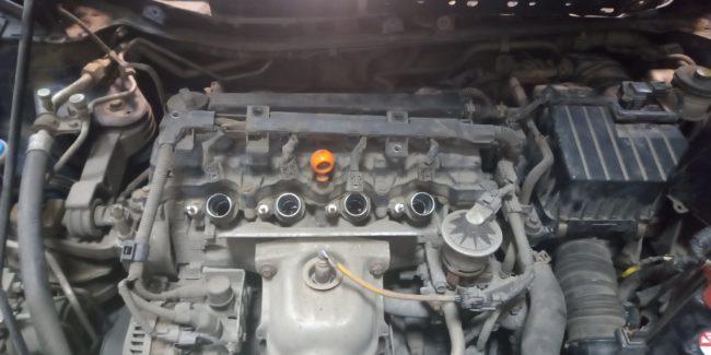 Двигатель Хонда Элюзион к24а
