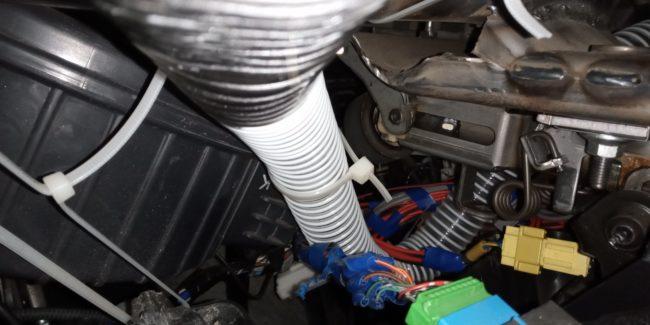 Ремонт проводки на Хонда Элюзион