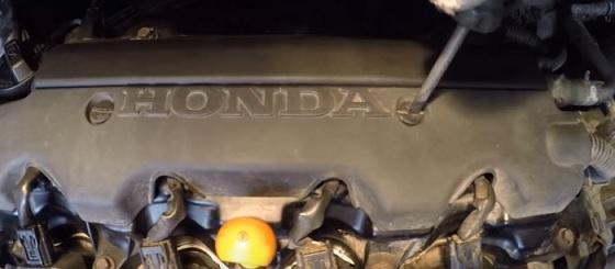Регулировка клапанов Хонда Цивик 5Д r18a