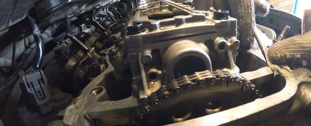 Регулировка зазоров клапанов Хонда Цивик 8
